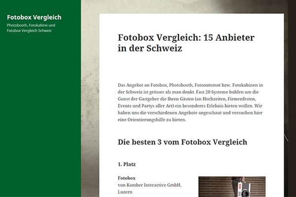 fotobox mieten 17 anbieter in der schweiz jetzt gibt es. Black Bedroom Furniture Sets. Home Design Ideas