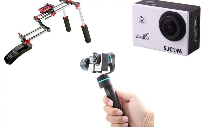 neu zum mieten rig gimbal action cam und videokamera. Black Bedroom Furniture Sets. Home Design Ideas