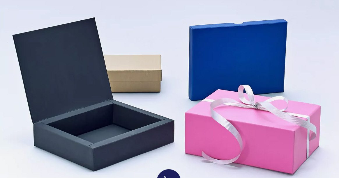Geschenkpapier, Geschenkboxen, Präsentboxen