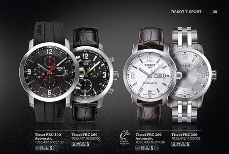 Tissot T-Sport Modellreihe