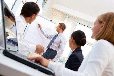 Sprachschule für Firmen - Unterricht am Arbeitsplatz