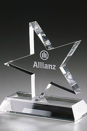 Allianz Award aus Glas (1)