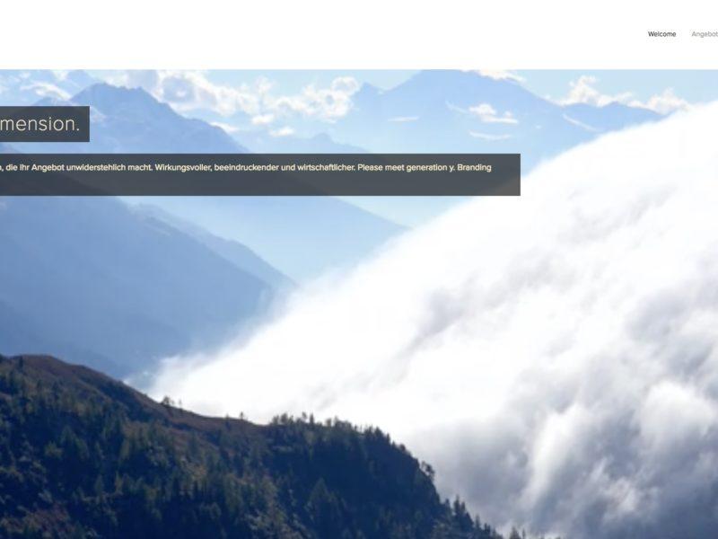 Generation Y : Branding und Digital Agentur aus Luzern