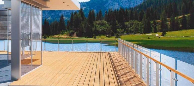 WPC-Terrasse, Qualitätsunterschiede