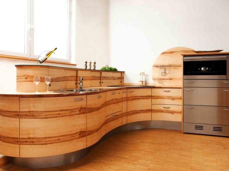 holzküche pfister möbelwerkstatt schweiz massivholz