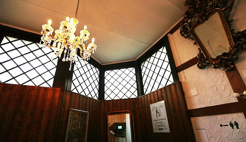 Hotel Engelberg Hoheneck, charmante Einrichtung