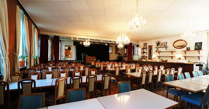 Hotel Engelberg Hoheneck Speisesaal