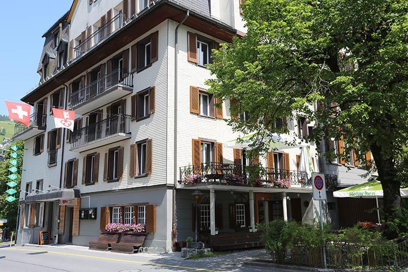 Hotel Engelberg Hoheneck