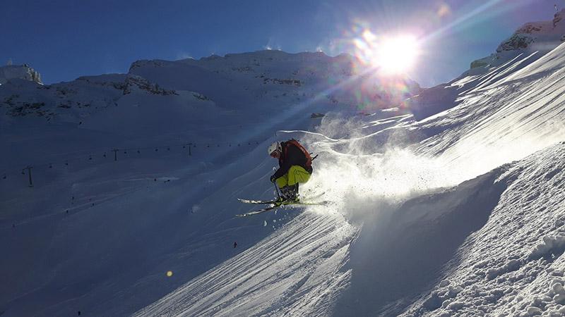 Attrakionen des Hotel Hohenecks in Engelberg: skifahren und snowboarden in Engelberg
